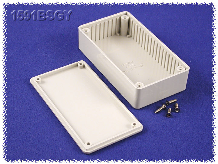 1591BSGY - 1591 Series Enclosures