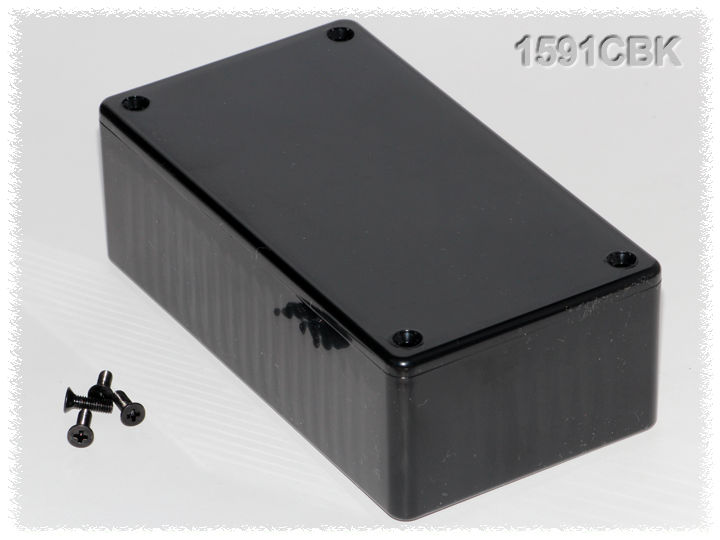 1591CBK - 1591 Series Enclosures