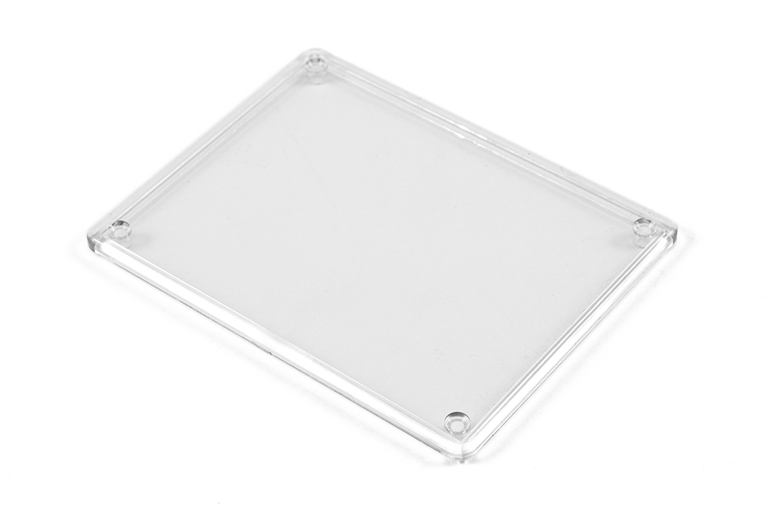 1591GC - 1591 Series Enclosures Clear Lid