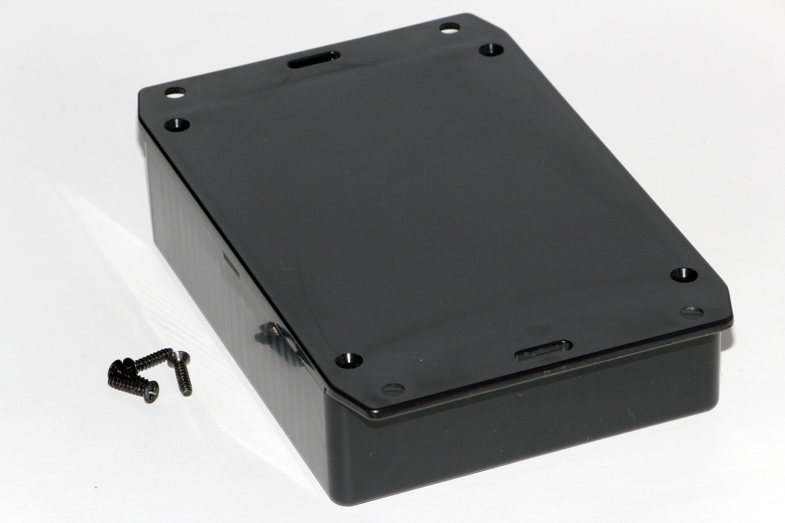 1591GSFLBK - 1591 Series Enclosures