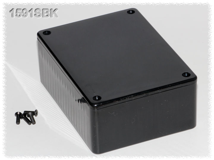 1591SBK - 1591 Series Enclosures