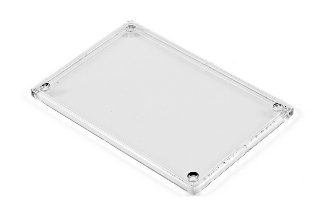 1591TC - 1591 Series Enclosures Polycarbonate Clear Lid