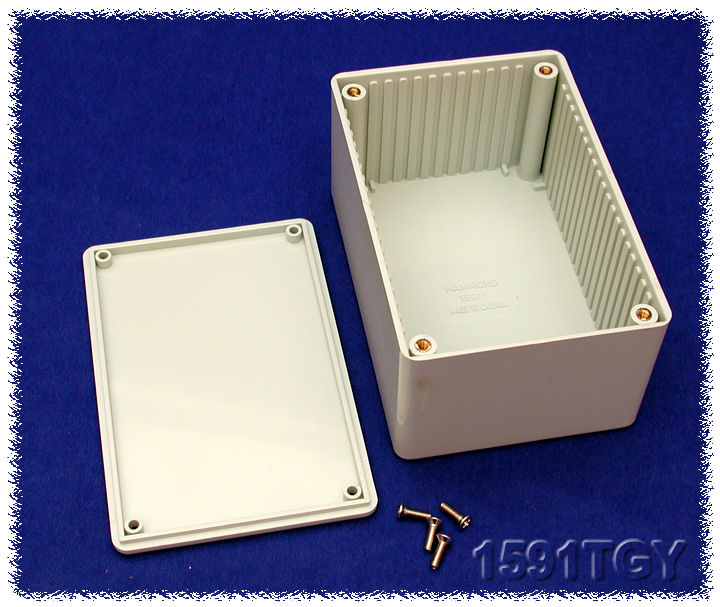 1591TGY - 1591 Series Enclosures