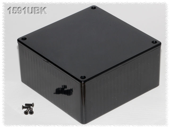 1591UBK - 1591 Series Enclosures
