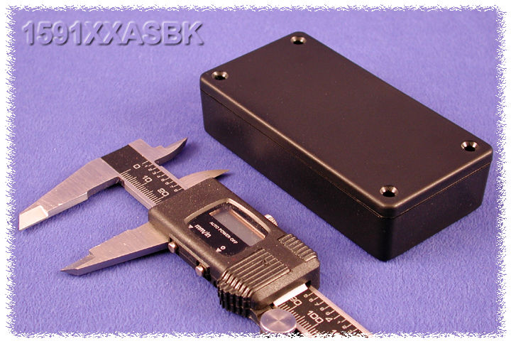 1591XXBSBK - 1591XX Series Enclosures