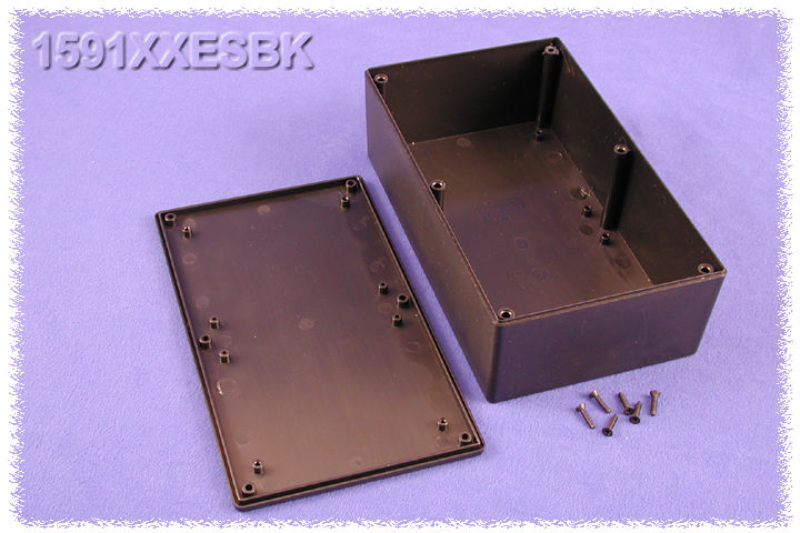 1591XXESBK - 1591XX Series Enclosures