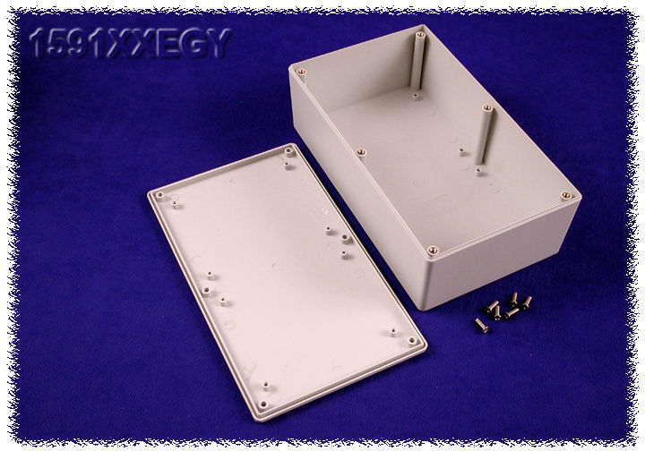 1591XXEGY - 1591XX Series Enclosures