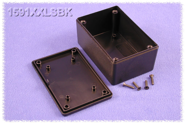 1591XXLSBK - 1591XX Series Enclosures