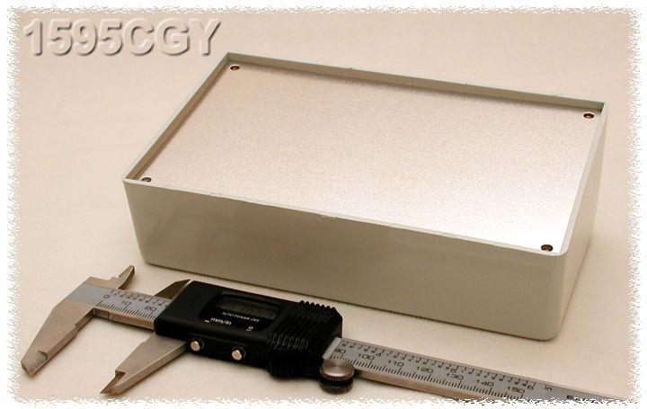 1595CGY - 1595 Series Enclosures