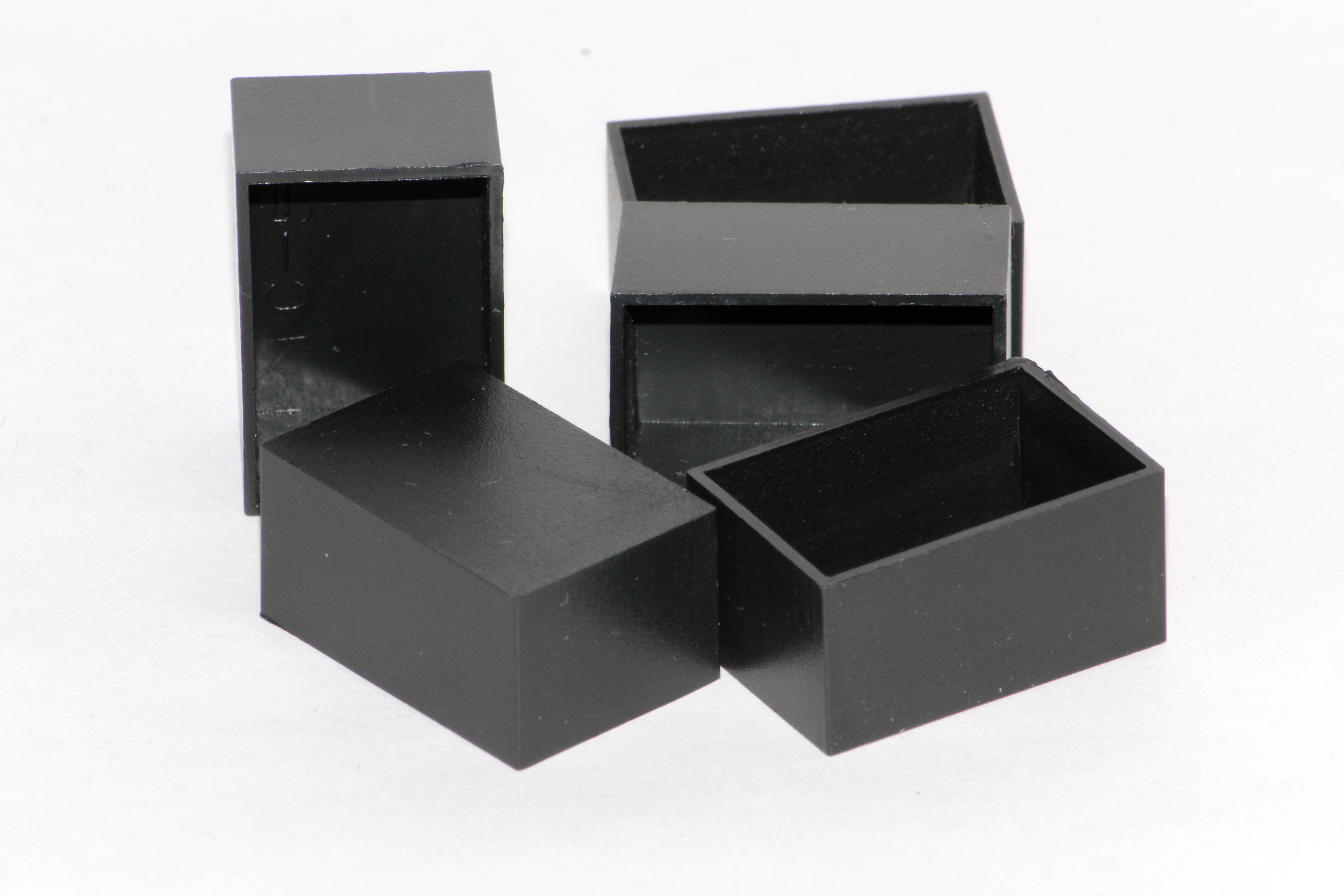 1596B102-10 - 1596 Series General Purpose ABS Plastic Potting Boxes
