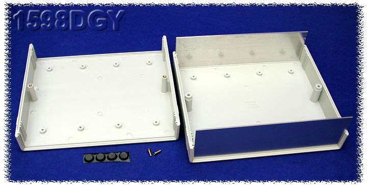 1598DGY - 1598 Series Enclosures
