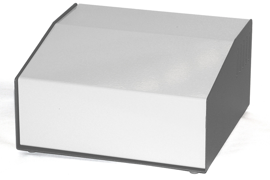 500-0940 - 500 - 515 - 519 Series Sloped Steel Consoles with Side Ventilation