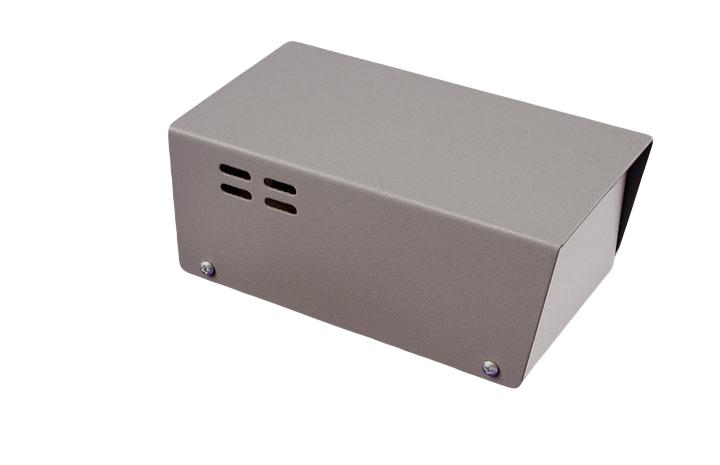 Ventilated Steel Instrument 511 513 Series Hammond Mfg
