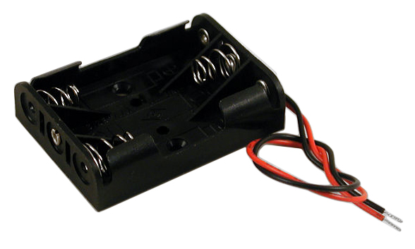 BH3AAAW - BH Series Battery Holders