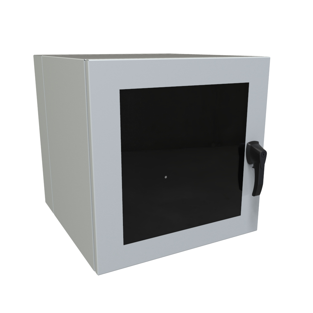 Nema Rated Swing Out Wall Mount Cabinet En4dh Series