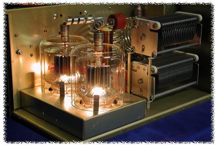 Linear Amplifier (HL-2000A Series) - Hammond Mfg