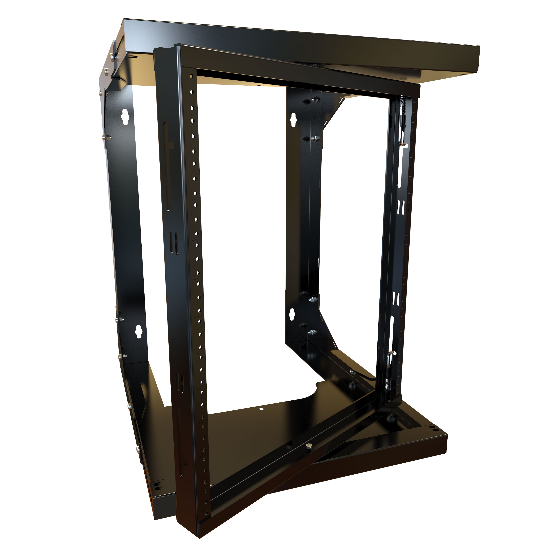 Adjustable Depth Center Swing Wall Rack (HWMR Series