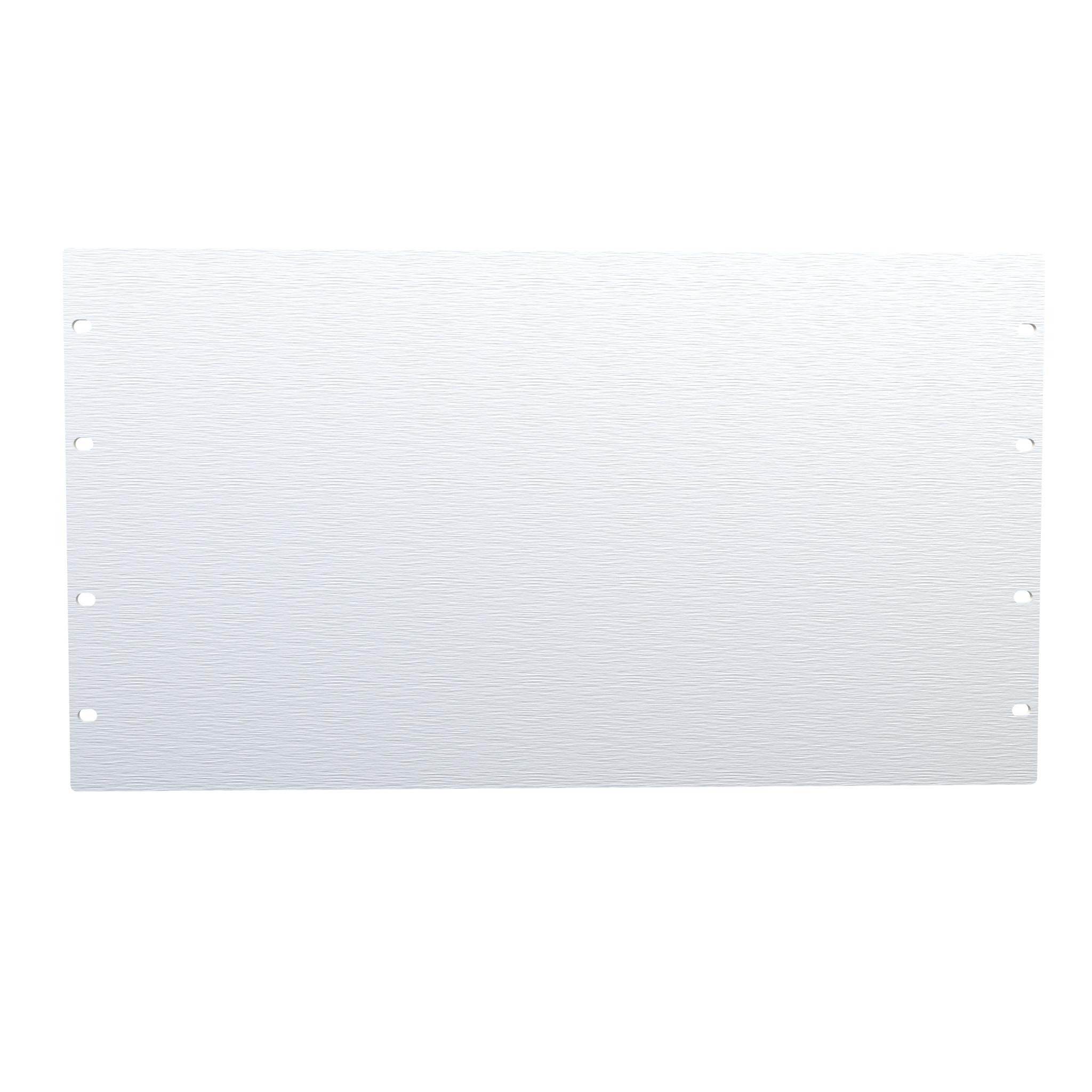 PBPA19010UNF - PBPA Series Aluminium Rack Panels