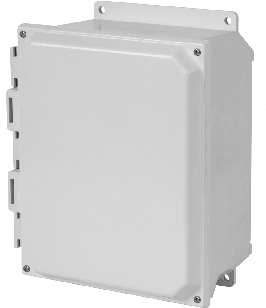 Type 4X Polyester Junction Box (Solid and Clear Cover) (PJU