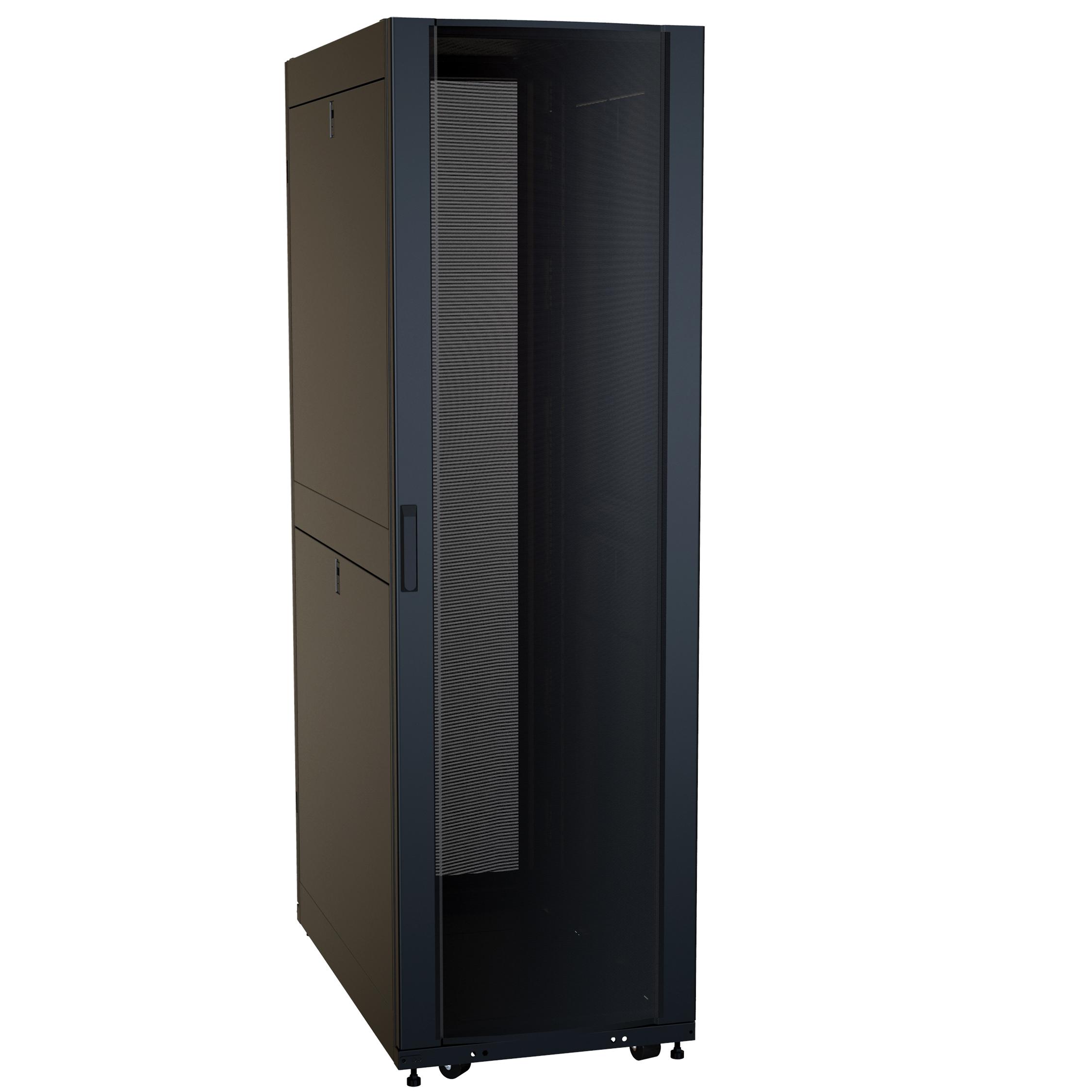 Economy Server Cabinet Rb Dc Series Hammond Mfg