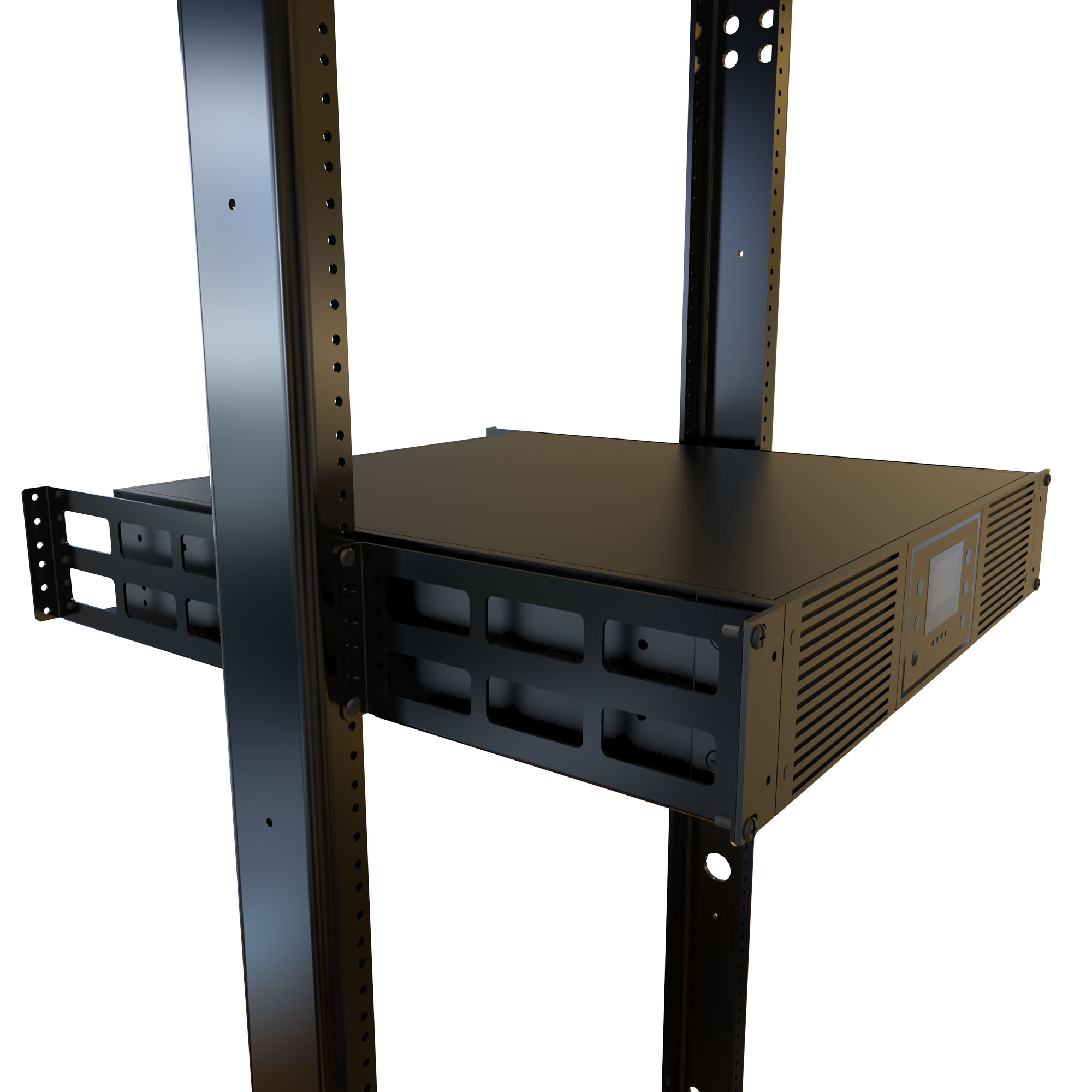 ups line brands rack series interactive delta with dlt m mount amplon rackmount