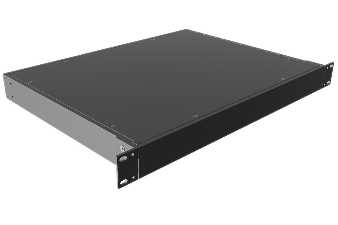 RM1U1913SBK - RM Series Rack Mounted Enclosure