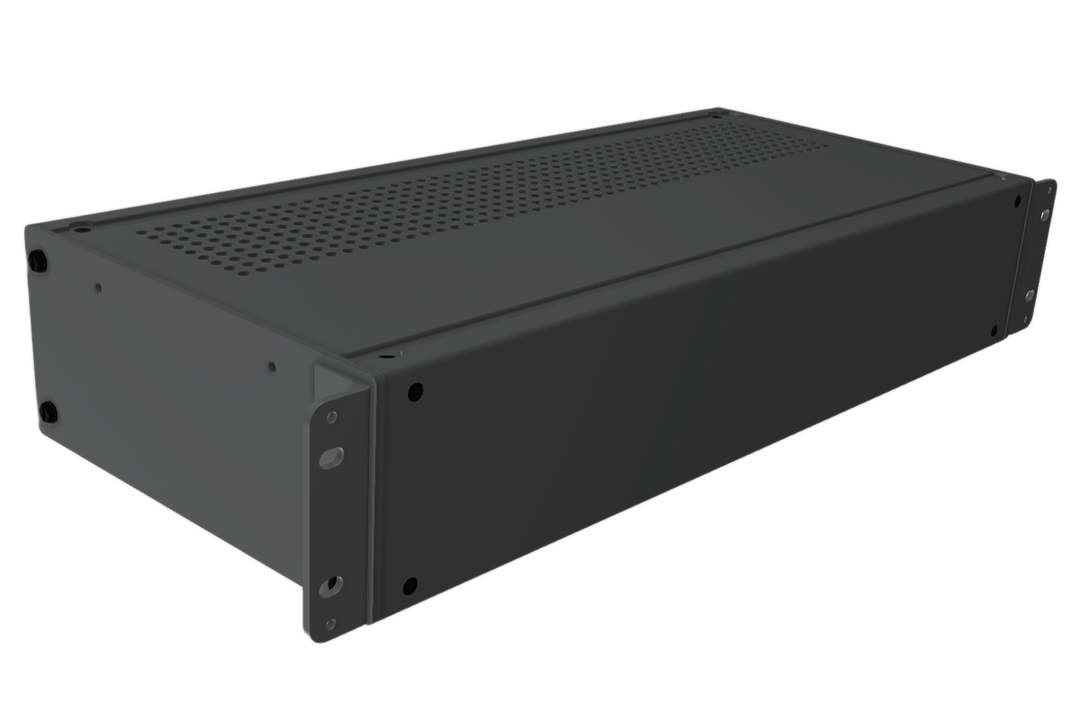 RMCV19038BK1 - RMC Series Rack Mounted Enclosures
