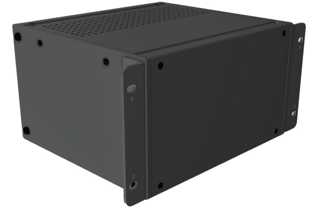 RMCV9058BK1 - RMC Series Rack Mounted Enclosures