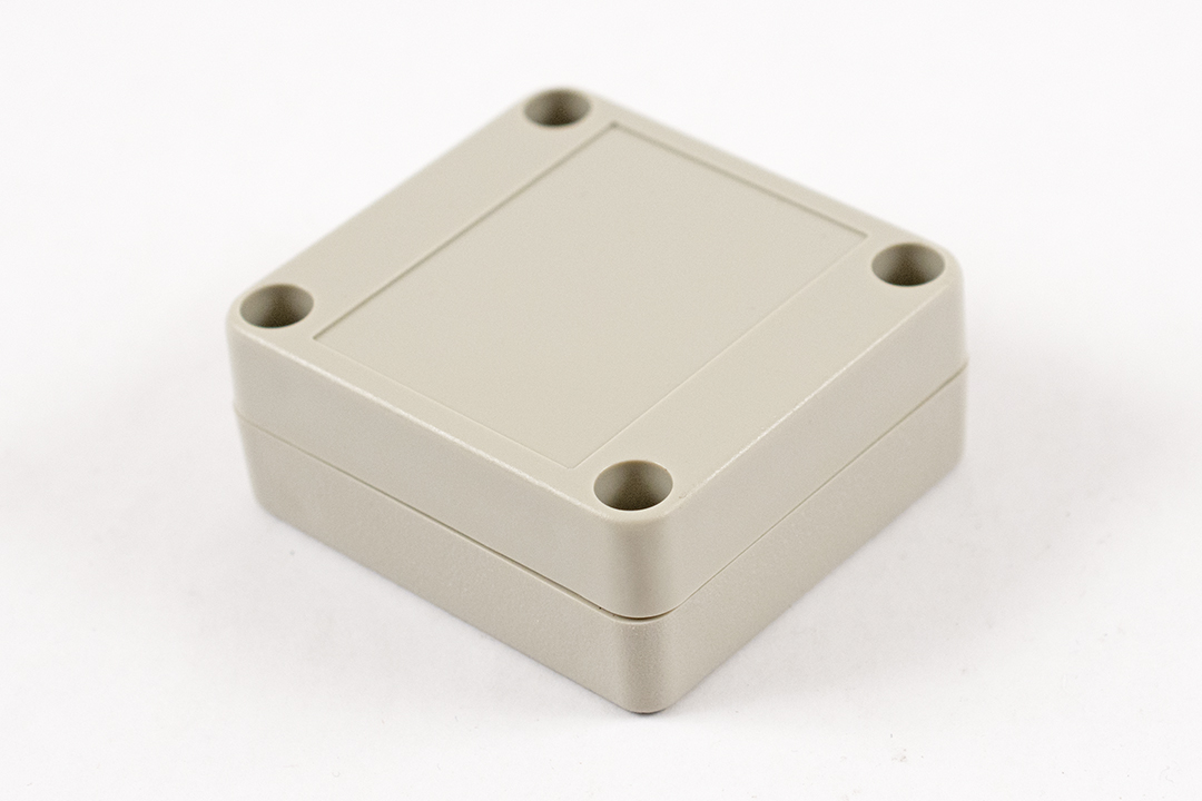 RP1015 - RP Series Water-Tight ABS Plastic Enclosures with Opaque Lid