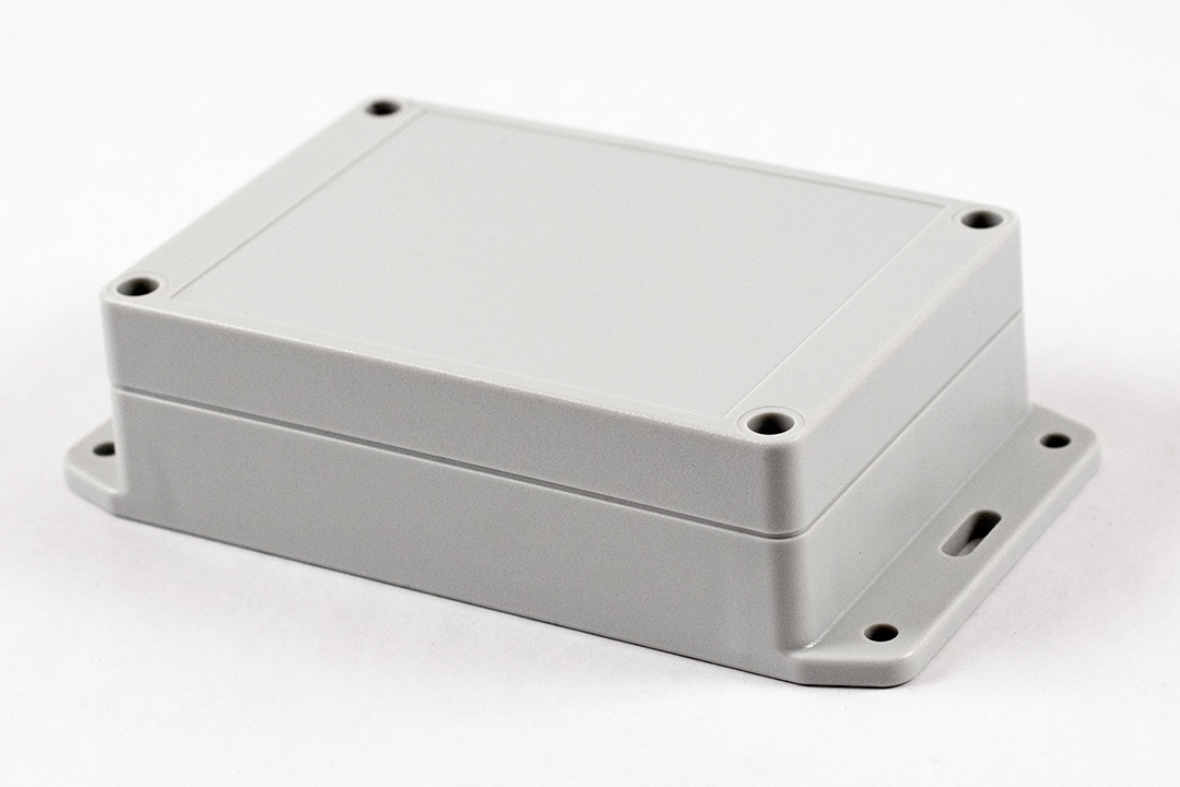 RP1120BF - RP Series Water-Tight Polycarbonate Enclosures with Opaque Lid and Bottom Flange