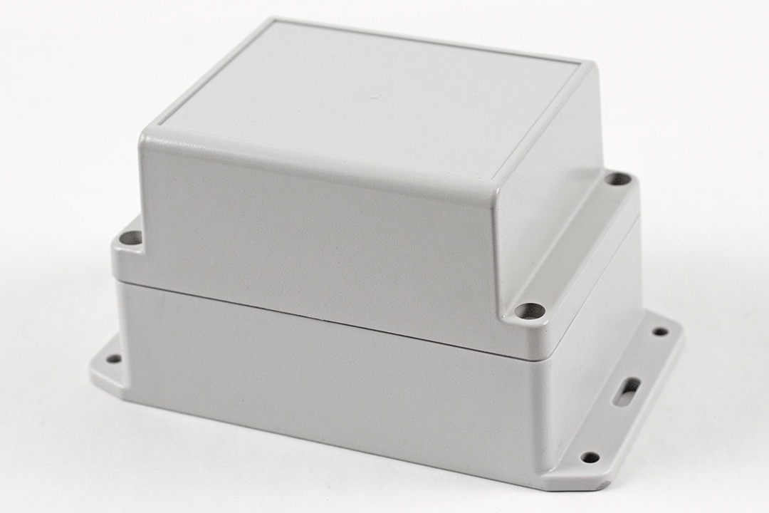RP1150BF - RP Series Water-Tight Polycarbonate Enclosures with Opaque Lid and Bottom Flange