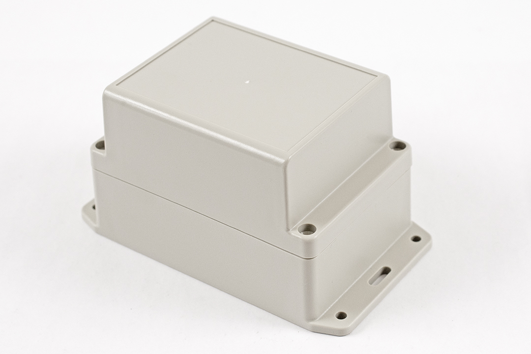 RP1155BF - RP Series Water-Tight ABS Plastic Enclosures with Opaque Lid and Bottom Flange