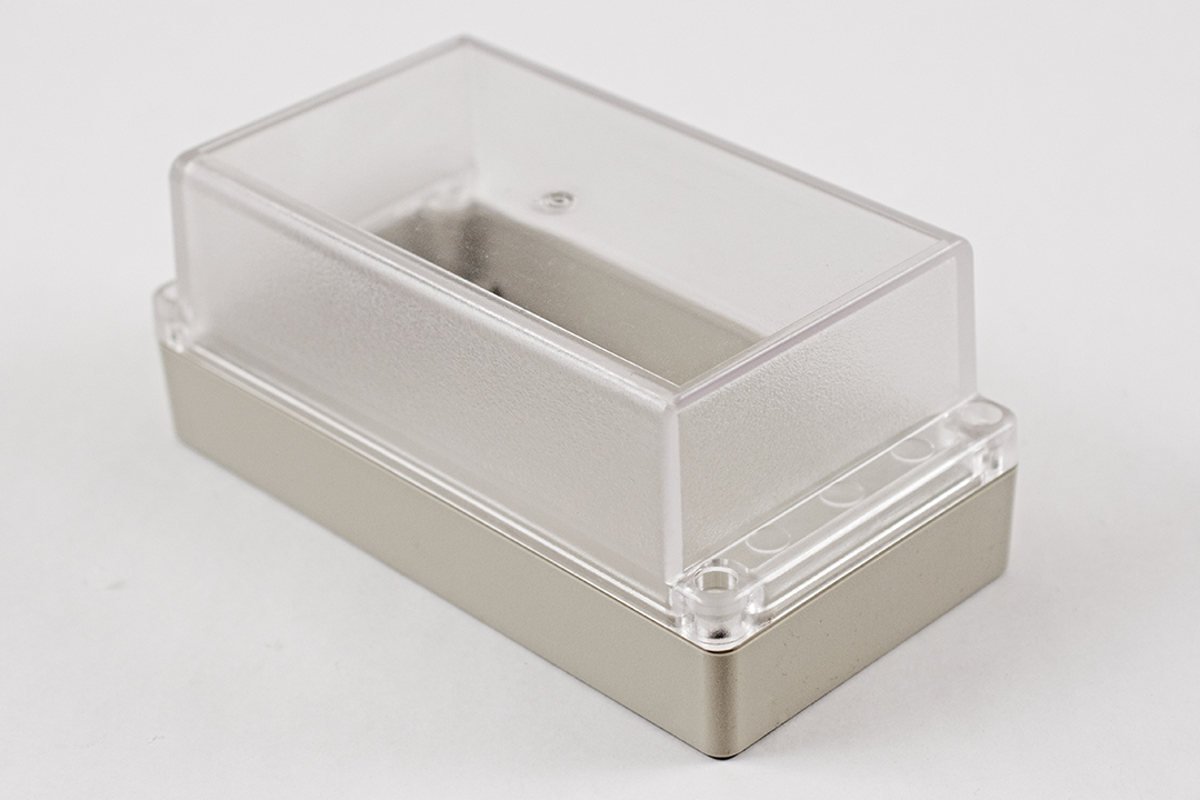 RP1195C - RP Series Water-Tight ABS Plastic Enclosures with Clear Lid