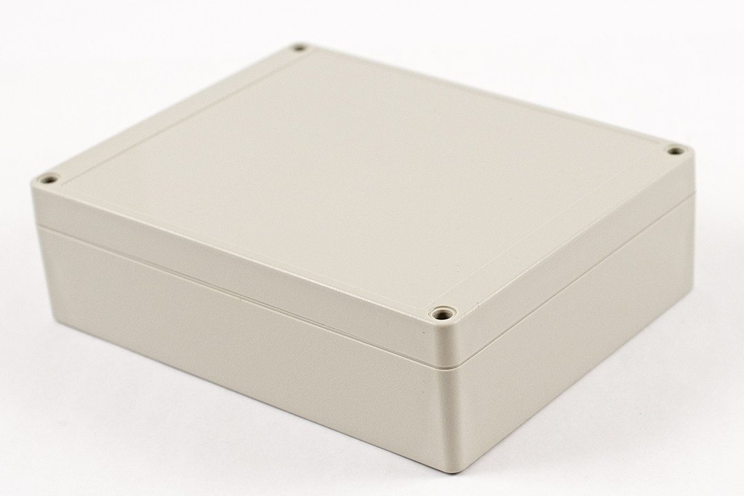 RP1275 - RP Series Water-Tight ABS Plastic Enclosures with Opaque Lid