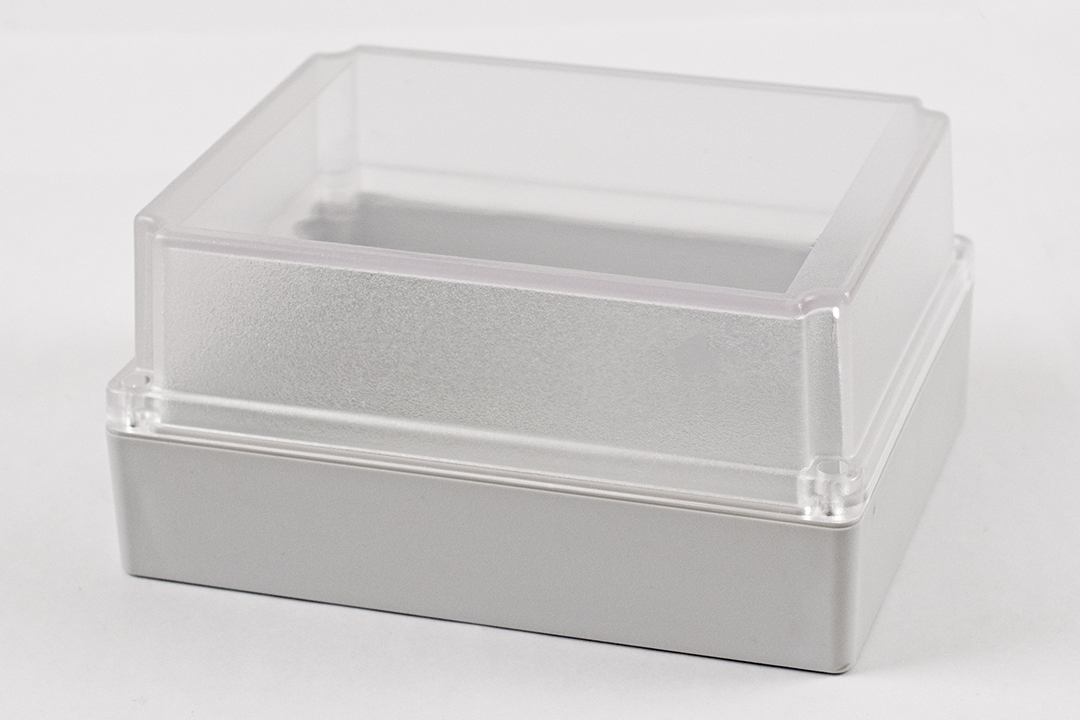 RP1370C - RP Series Water-Tight Polycarbonate Enclosures with Clear Lid
