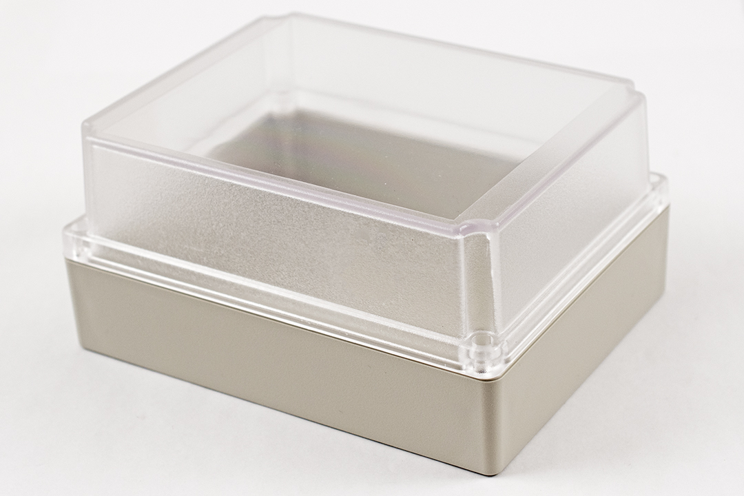 RP1375C - RP Series Water-Tight ABS Plastic Enclosures with Clear Lid