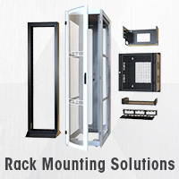 Electrical Electronic Enclosures Cabinets Racks Outlet Strips And Transformers Hammond Mfg